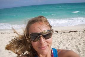 Beach in Cuba!